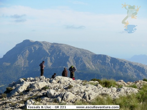 "Trekking GR 221. The ""Dry Stone"" route. - In the category Hiking"